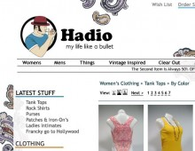 Hadio E-Commerce